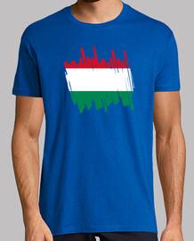 Bandera Hungaria