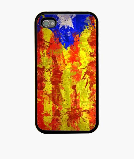 Funda iPhone Bandera independencia calana 4-4S