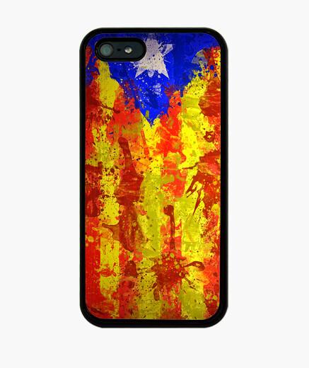 Funda iPhone Bandera independencia calana 5-5S