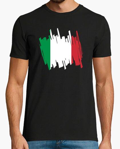 Camiseta Bandera Italia
