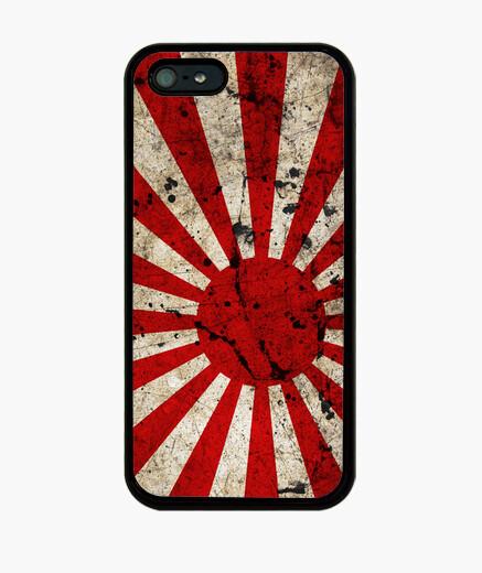 Funda iPhone Bandera Japonesa