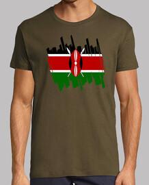 Bandera Kenia