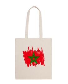 Bandera Marruecos