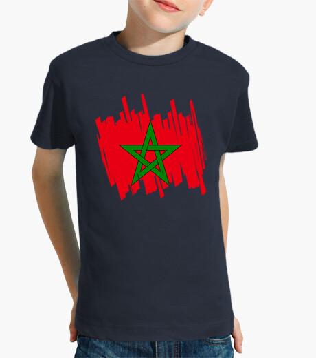 Ropa infantil Bandera Marruecos