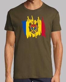 Bandera Moldavia