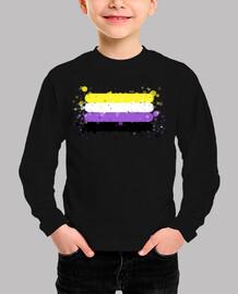 Bandera No binaria