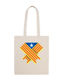 bandera nueva catalan