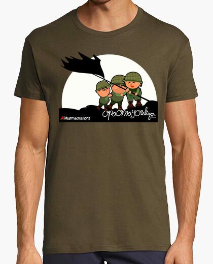 Camiseta Bandera_opaomayozeliyo