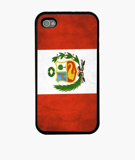 Funda iPhone Bandera Peru