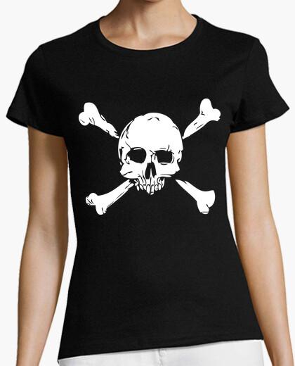Camiseta Bandera pirata