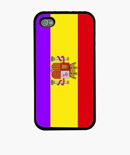 Funda iPhone Bandera Primera República Española