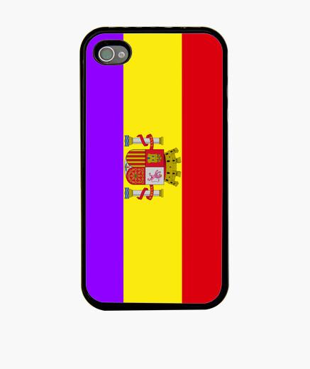Funda iPhone Bandera República