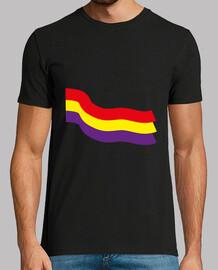 Bandera República - Camiseta