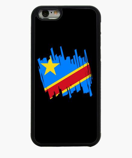 Funda iPhone 6 / 6S Bandera República Democrática del Congo