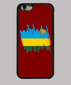 Bandera Ruanda
