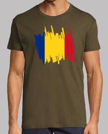 Bandera Rumanía