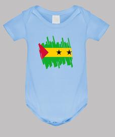 Bandera Santo Tomé y Principe