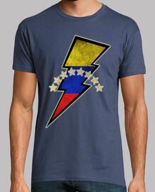 Bandera Venezuela Rayo