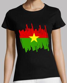Bandiera del Burkina Faso
