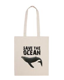 Bandolera / Save the ocean