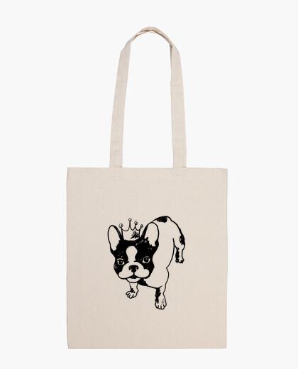 Bolsa Bandolera Bulldog francés