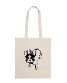 Bandolera Bulldog francés