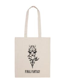 Bandolera El lobo & el león - Final Fantasy