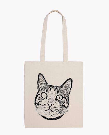 Bolsa bandolera gato