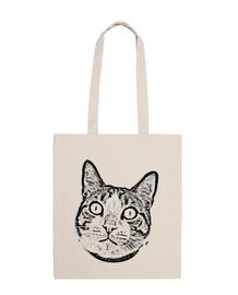 bandolera gato