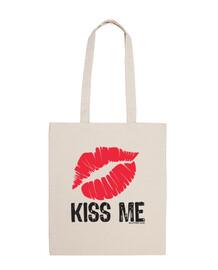 Bandolera Kiss me