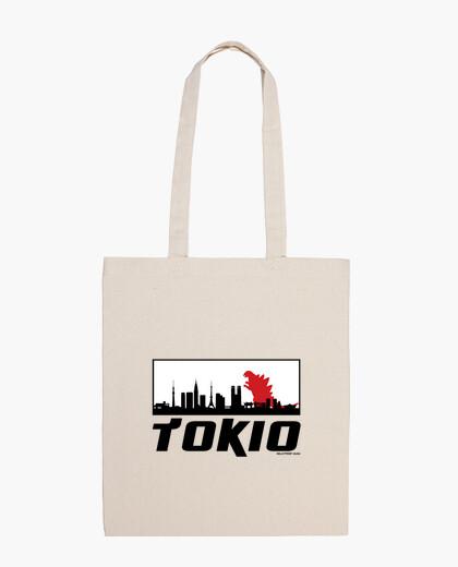 Bolsa Bandolera Tokiozilla