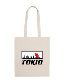 Bandolera Tokiozilla