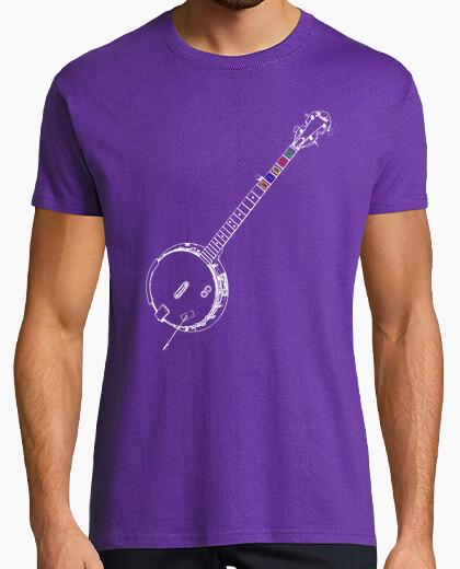 Camiseta Banjo Hero blanco