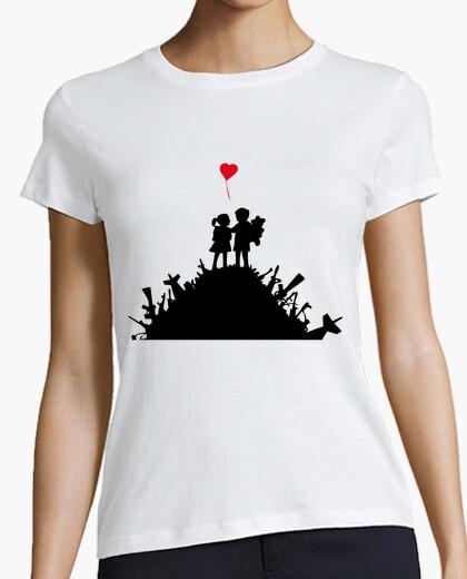 Tee-shirt banksy
