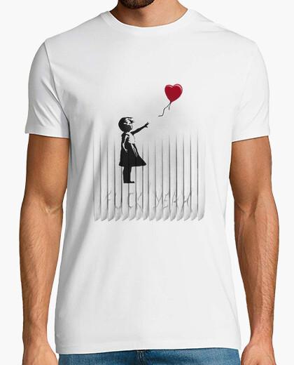Camiseta Banksy-ed H