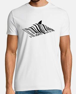 Banksy Barcode Shark