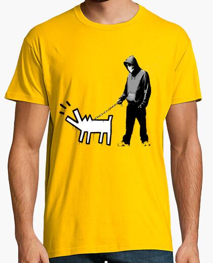 Tee-shirt banksy choisir votre arme