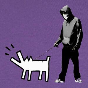 Camisetas Banksy Choose Your Weapon