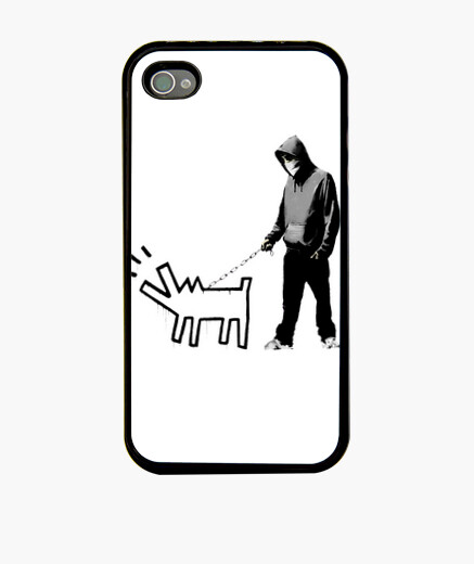 Banksy Choose Your Weapon Fundas Iphone