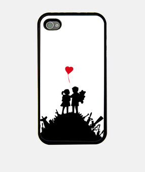 banksy guerre childs (iphone)