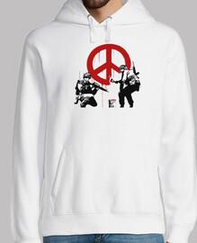banksy no war