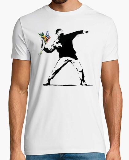 Camiseta Banksy Re-evolución