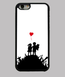 Banksy War Childs (iPhone)