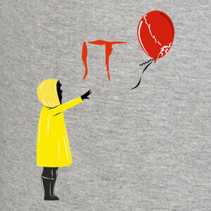 Camisetas Bansky IT - Pennywise