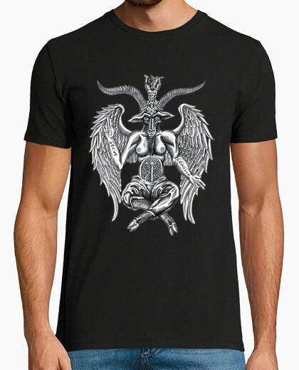 Camiseta Baphomet Demon