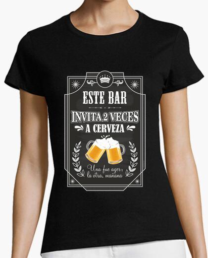 Bar - beer - invitation :) t-shirt
