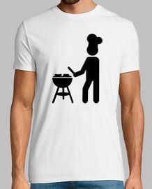 barbacoa cocinero