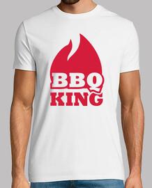 barbacoa fuego rey de llama