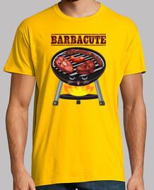 barbacute  tee shirt  homme