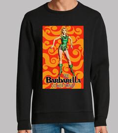 Barbarella- Jane Fonda - Cine de Culto